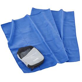 CAMPZ Micro Fibre - Serviette de bain - L bleu